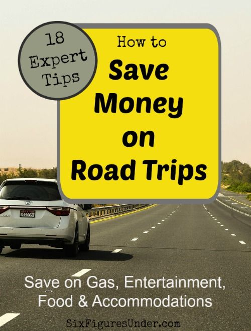 Road trips are definitely the frugal way to travel for family vacations.  With these expert tips, you can save even more money on gas, food, accommodations and entertainment.