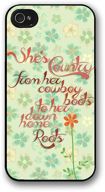 She's Country iPhone Case