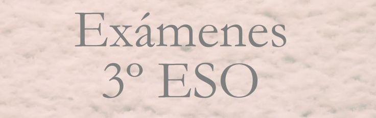 http://lasmatematicas.eu/examenes-3-eso/3-eso-examenes