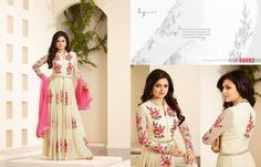LT Nitya Vol 86 Madhubala Fabrics Salwar Suit Wholesale Catalog 11 pcs (5)