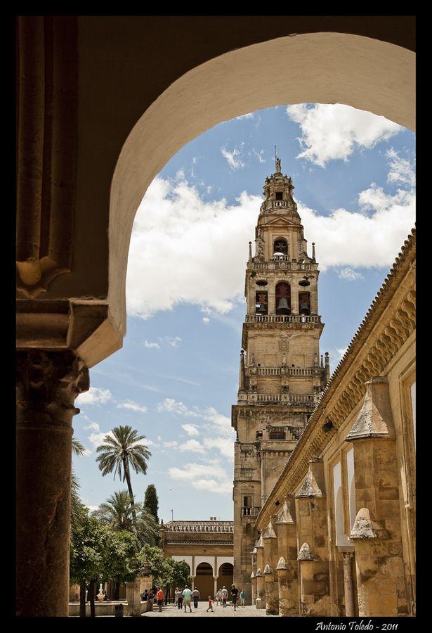 Torre de la Mezquita by Antonio Toledo Alarcón,