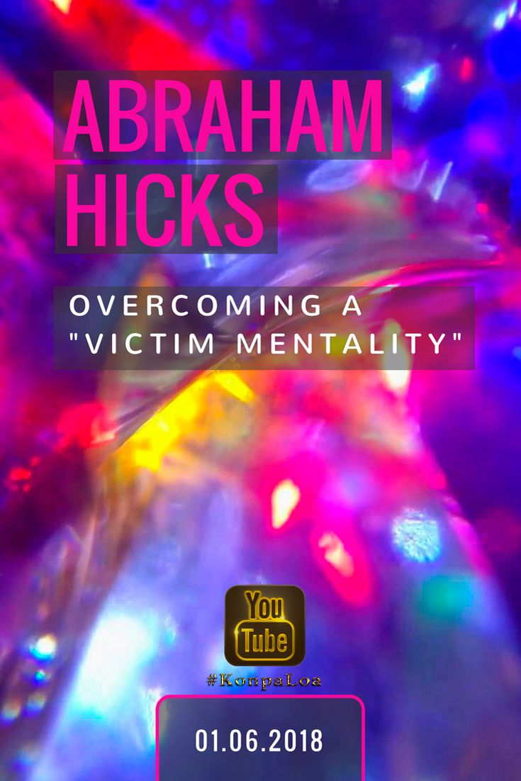 victim mentality Are you struggling do you think you deserve more than others maybe you're suffering from a victim mentality that you first need to overcome.