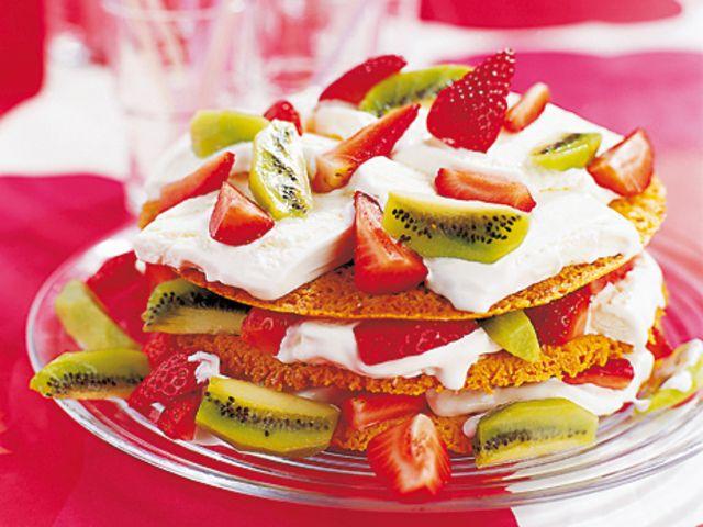 Glutenfri och laktosfri kalastårta (kock Annika Wesslén)