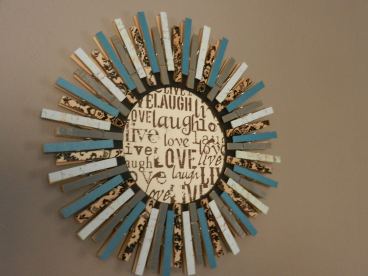 17 best images about clothespin wreath on pinterest. Black Bedroom Furniture Sets. Home Design Ideas