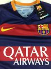 For Sale - Nike Authentic 2015/16 FC Barcelona Match Home Jersey - See More at http://sprtz.us/BarcelonaEBay