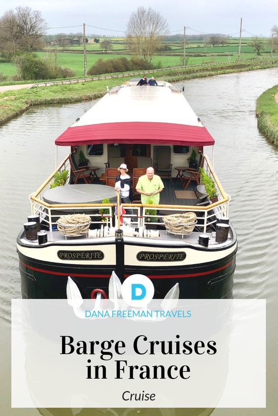 Barge Cruises in France: Insider's Guide