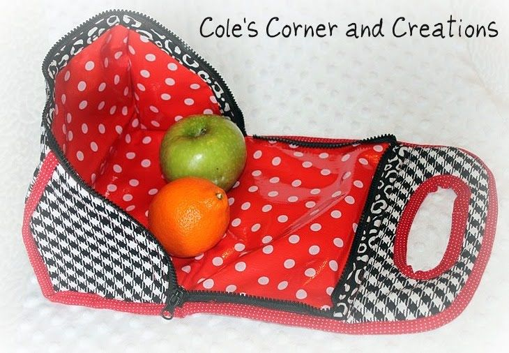 Cole's Corner and Creations: RED WEEK