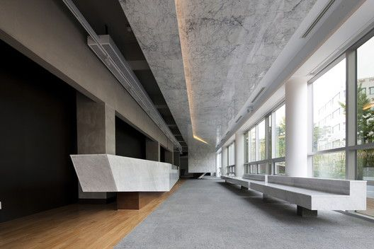 Kim Jong-Bok Museum of Art,Courtesy of Chun Architects