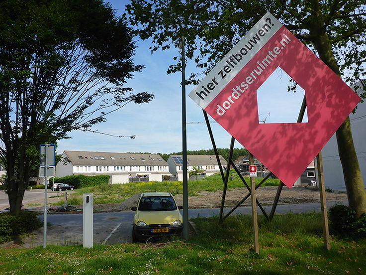 Zelfbouwlocatie Stadspolder - Foto Jarko de Witte van Leeuwen