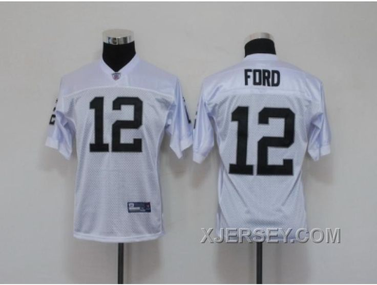 http://www.xjersey.com/new-youth-nfl-oakland-raiders-12-ford-whiteford.html NEW YOUTH NFL OAKLAND RAIDERS #12 FORD WHITE[FORD] Only 32.17€ , Free Shipping!