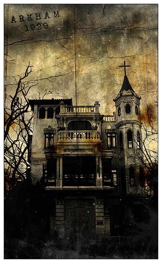 "Image from Autunnonero 2007 brochure ""Arkham Asylum"""