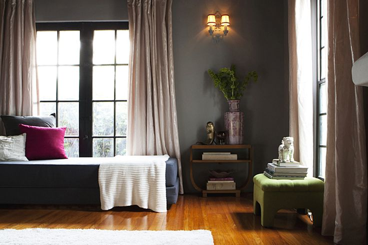 Emily Henderson design. Love the color choices.