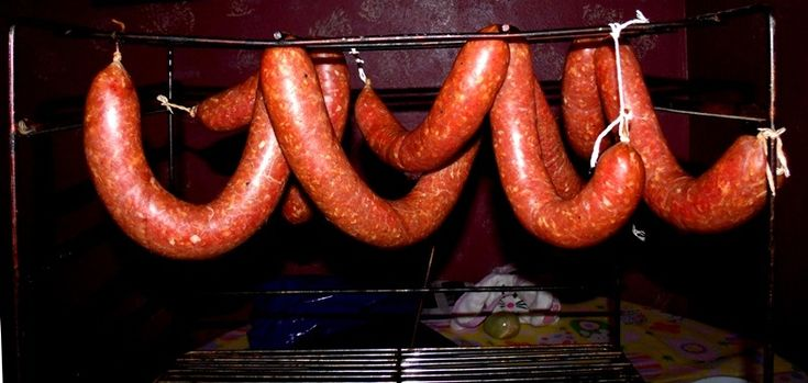 Slovak Homemade Smoked Sausage Domáce Údené Klobásy  If you have been a member of this forum for any length of time, you know that my love of Slavic cooking has been inspired by my wife; The