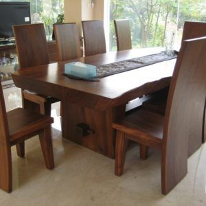 Solid Wood Dining Room Tables