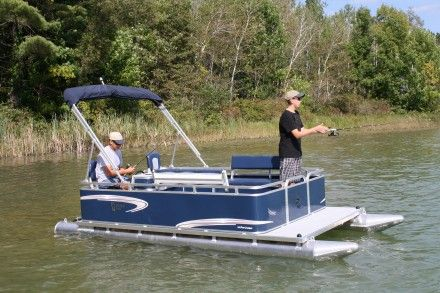 mini pontoons, paddle king pontoon, paddle king lo pro angler, lo pro cruiser, paddle king for sale in Indiana, new compact pontoon for sale
