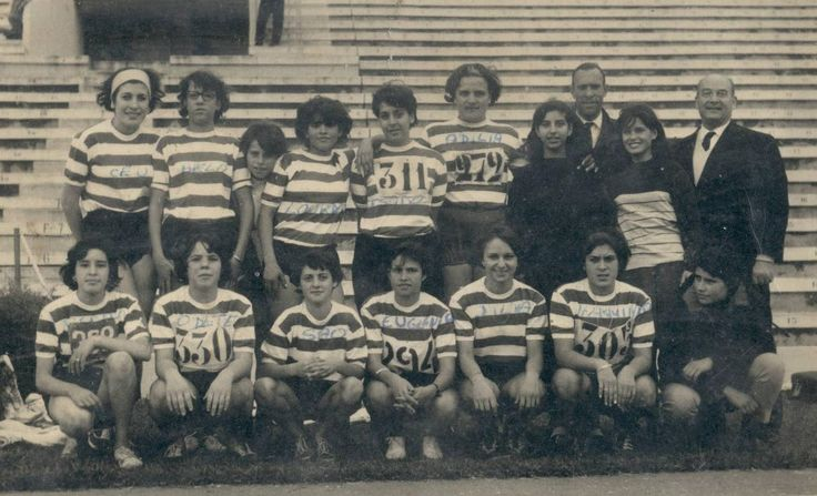 Atletismo Feminino do Sporting (anos 70)