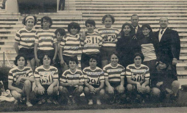 Atletismo Feminino do Sporting (anos 70)