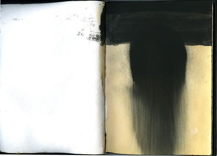 ANISH KAPOOR Sketchbook