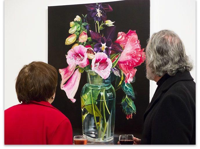 "Pamela Wolfe - ""Tempus Figit"" at ARTIS Gallery"