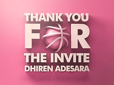 Thanks Dhiren by ilham herry