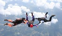 Get certified to skydive on my own!