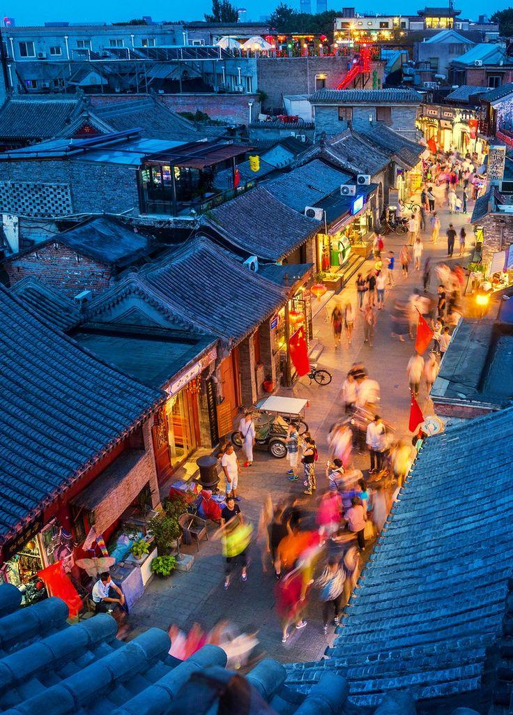 Beijing Hutong. via TW by Stories Of Beijing
