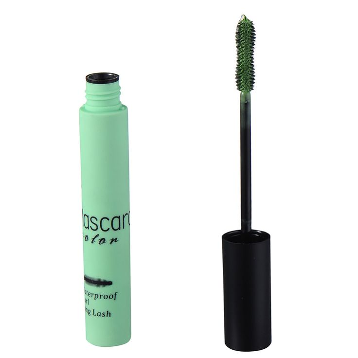 5 Different Colors Mascara Waterproof Colorful Blue Green Purple Mascara Beauty Makeup Beauty For Cosplay Masquerade Cosmetic