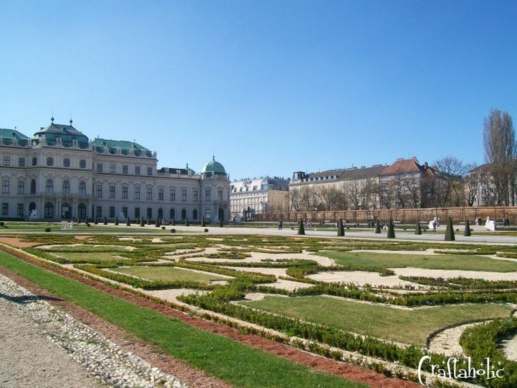 Our trip to Vienna a few years ago.