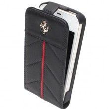 Estuche iPhone 5 Ferrari Flipper California - Negra  Bs.F. 283,75