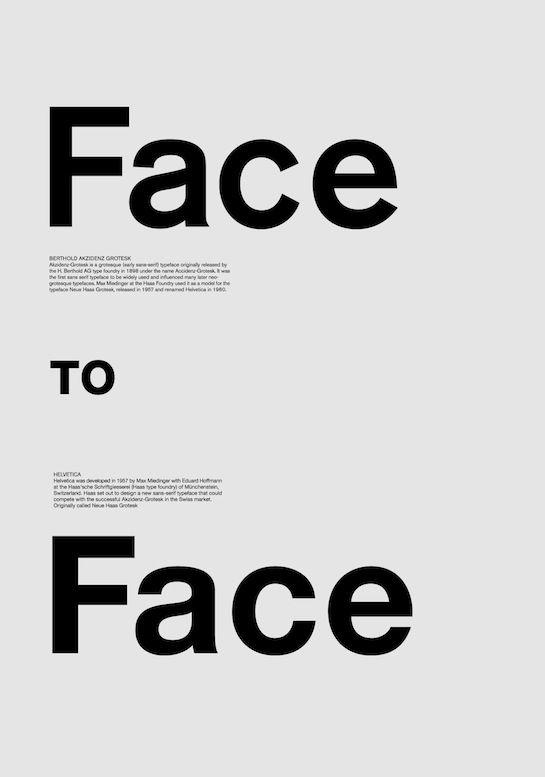 Face>Face