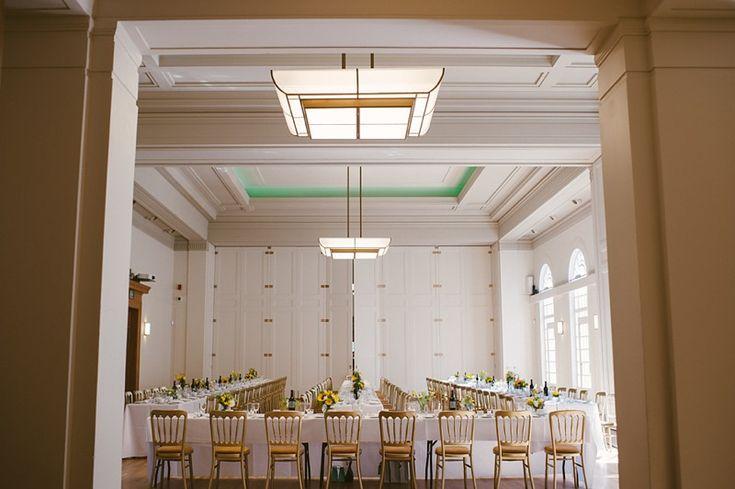 Hackney Town Hall Wedding // Assembly Hall // Stuart & Trish