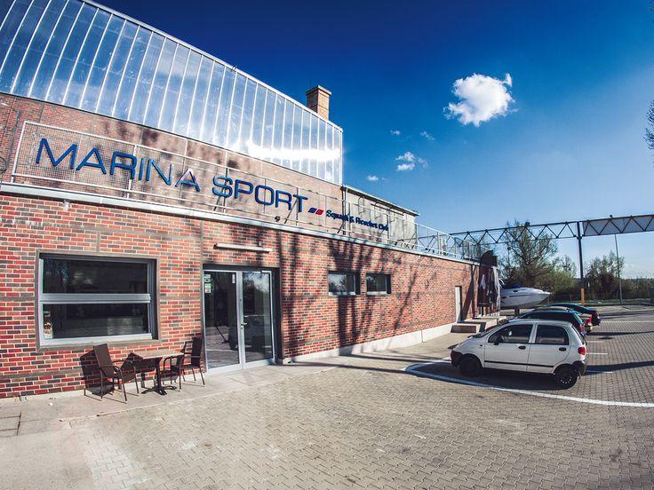 MARINA Sport - Zbierz siły wybierając się do nas samochodem, by wykorzystać je na naszej hali.