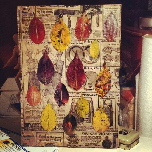 Autumn decoration :)