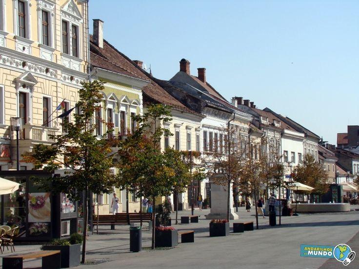 Cluj-Napoca e o fim da jornada pela Romênia