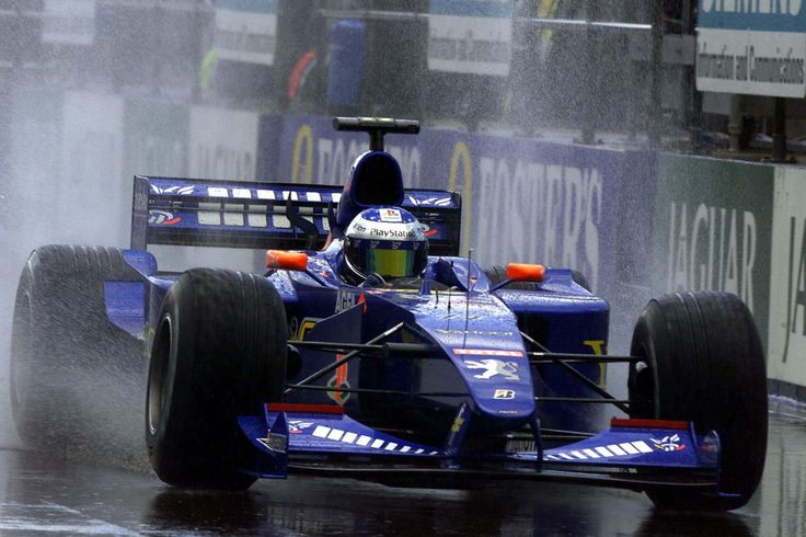 2000 Jean Alesi - Prost AP04 - Magny Cours