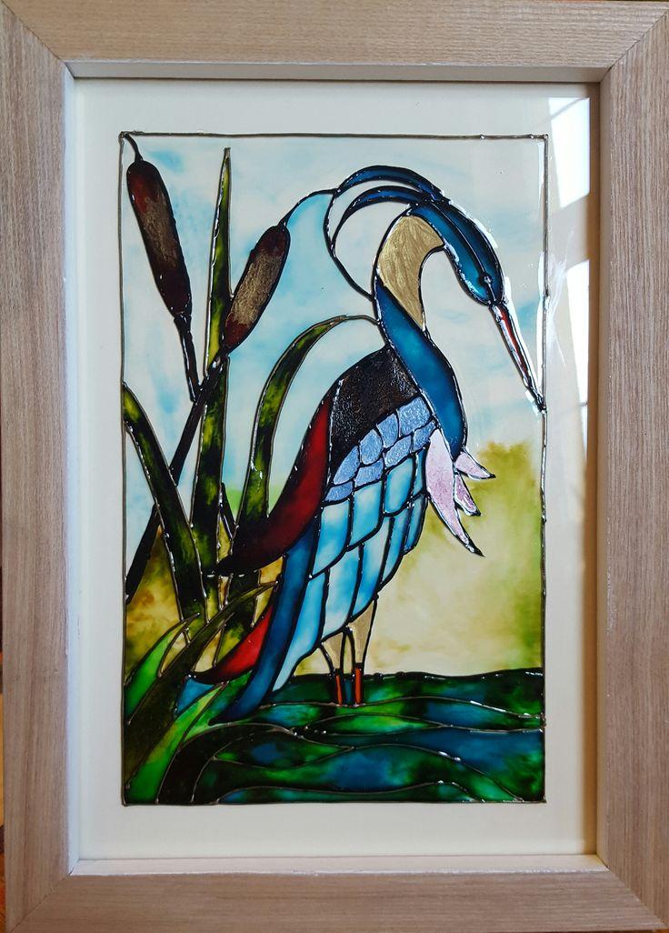 glass paint (20x30)