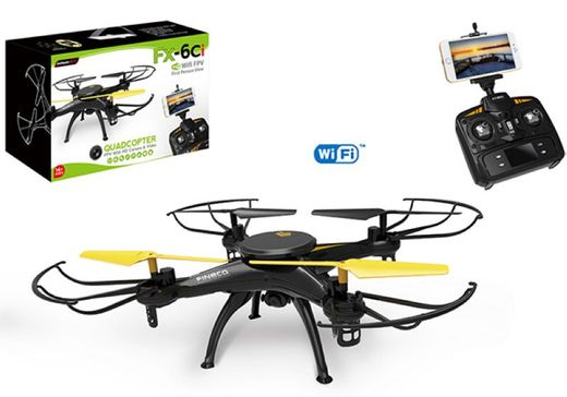RC Drohne FX-6 Kamera & FPV
