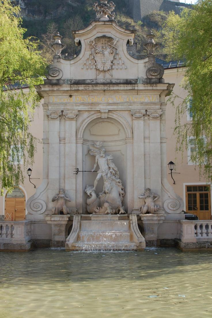 Neptune Fountain (Salzburg)