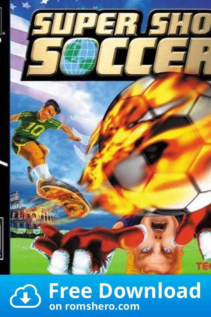 Download Super Shot Soccer Slus 01464 Playstation Psx Ps1