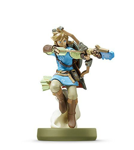 Nintendo amiibo-Link (Archer): Breath of the Wild