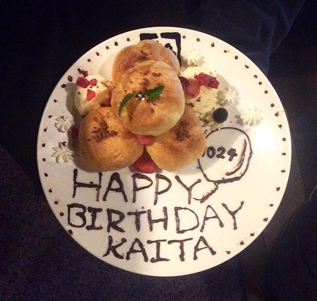 はい、よろこんで〜😊 最近ありがたいことにバースデープレートのご予約多いです!💕ありがとうございます。1つ1つ心を込めて作っています、大切な方のお祝いを牛角でしませんか?🙈 ご予約承っておりますのでお気軽にお電話ください! #誕生日プレート #牛角 #ダイエットは明日から #横浜北幸店 #おめでとう #焼肉 #食べ放題 #友達 #彼氏 #家族 #肉 #スイーツ #お祝い #シューアイス #アイス #ハッピーバースデー #お腹いっぱい #ハロウィン #記念日