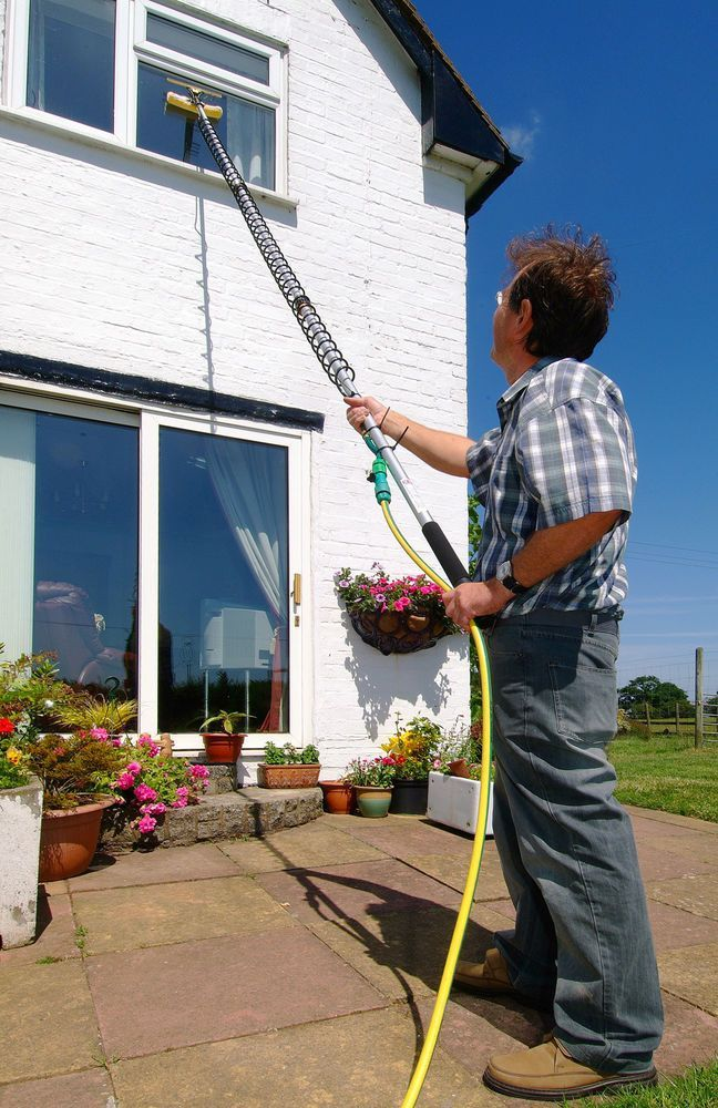 Find Expert Cleaners For Your Window Cleaning Roofingequipment Window Cleaner Water Fed Pole Cleaning Glass