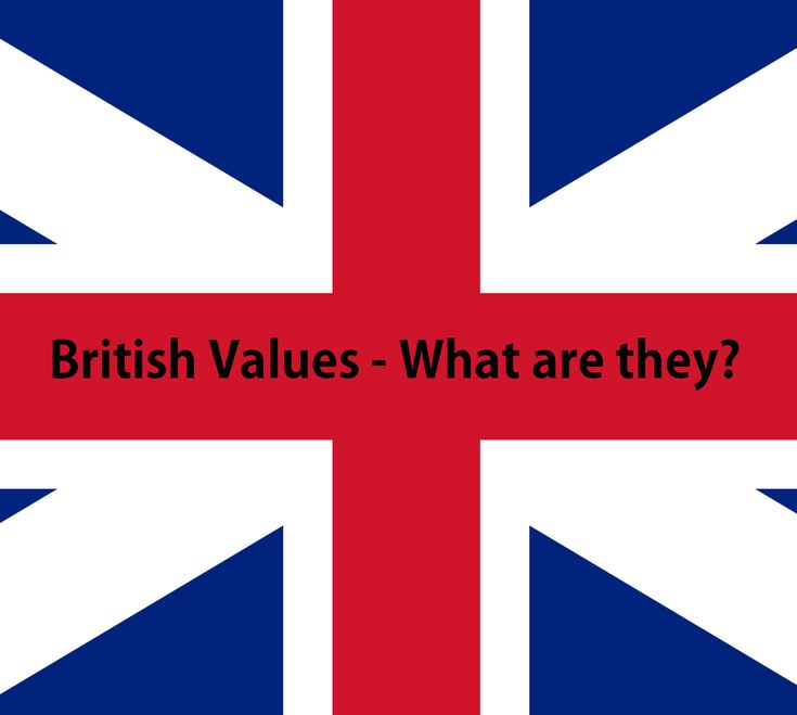 Join in The Great Big British Values week 2015 and learn about how to promote the British Values in your setting