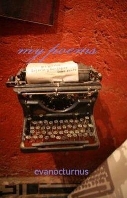 #wattpad # Τα ποιήματα μου
