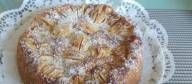 Heerlijke frisse appeltaart van roerdeeg. Lekker fris door de citroen en heerlijk smeuïg door de yoghurt. Deze taart samen met mijn amandeltaartje met...