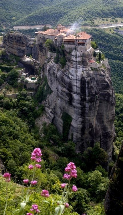 Varlaam Monastery - Meteora, Greece