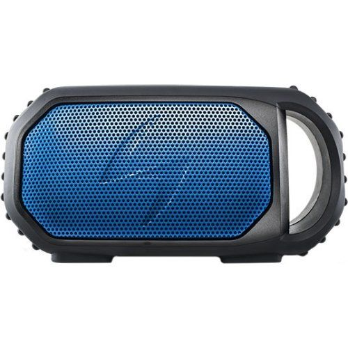 Special Offers - ECOXGEAR Eco Stone Portable Outdoor Bluetooth Speaker  Retail Packaging  Blue - In stock & Free Shipping. You can save more money! Check It (June 26 2016 at 11:01AM) >> http://hometheatersusa.net/ecoxgear-eco-stone-portable-outdoor-bluetooth-speaker-retail-packaging-blue/
