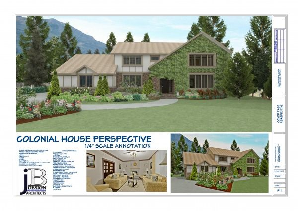 13 best house plan images on pinterest blueprints for homes house single family homes designed by jb design associates colonial architecture single family home based on actual house us malvernweather Image collections