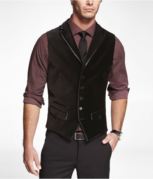 Find Black Velvet Mens Vest at Historical Emporium. We have thousands of unique and hard-to-find items in vintage and antique styles. We offer a full line of mens and womens period clothing, suitable for movie and TV production, theatrical, living history and performing arts requirements, and are also perfect for vintage weddings!.