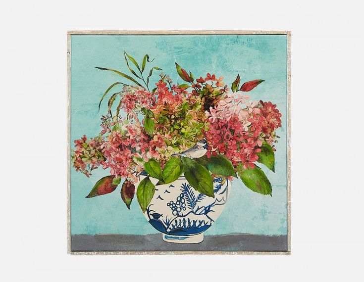 ELISA - Painting 60cm x 60cm (24